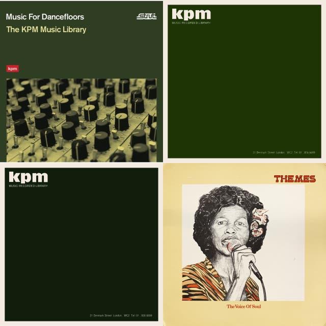 Various Artists – Music For Dancefloors: The KPM Music