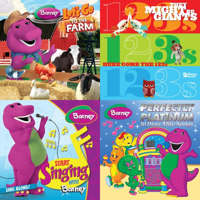 Abc Song Barney On Spotify