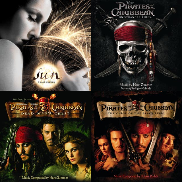 Pirate music on Spotify