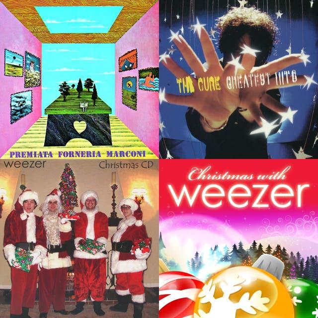 Weezer Christmas.Blandband I Slutet Av Aret On Spotify