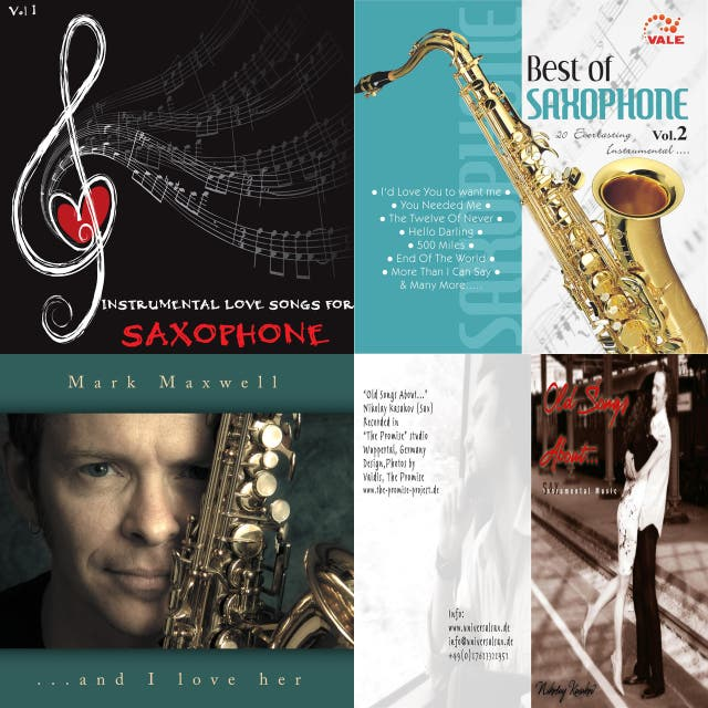 Saxophone Love Songs on Spotify