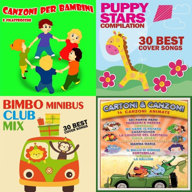 9883a94eeecd1c La Superstar Delle Canzoni Per Bambini — Canzoni Per Bambini E Filastrocche  on Spotify