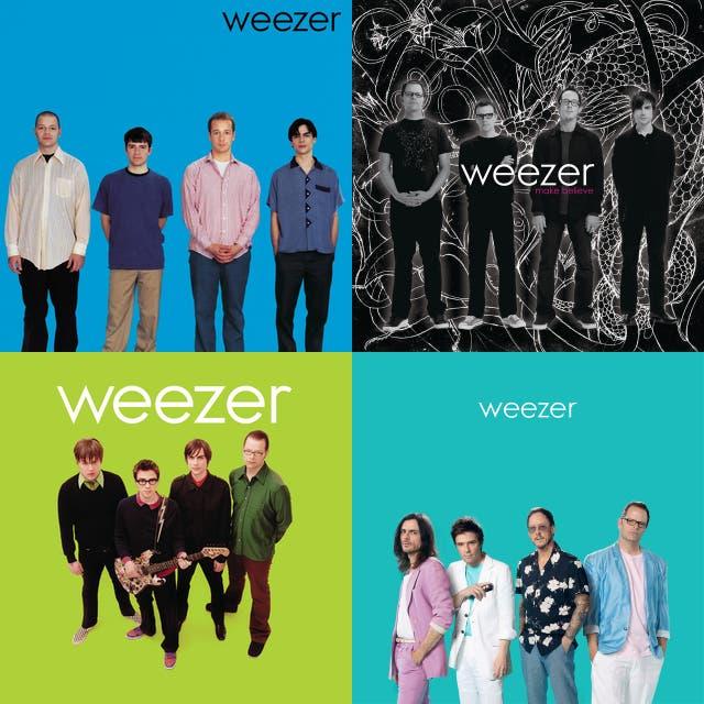 Weezer – Weezer (Teal Album) 2 on Spotify