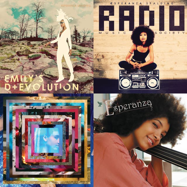 The Ultimate Esperanza Spalding Playlist on Spotify