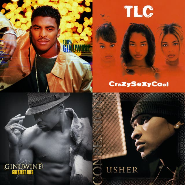 Top 12 R&b 2000 - Gorgeous Tiny
