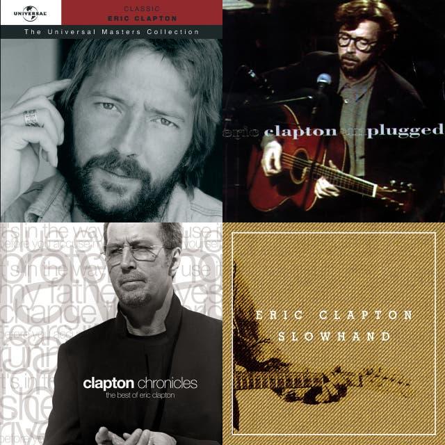 Eric Clapton, a playlist by Karl Olav Kalleklev on Spotify