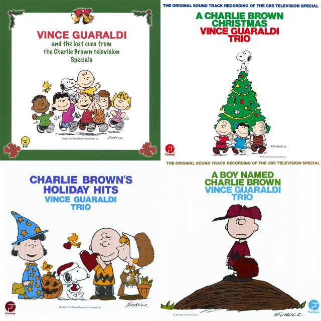 A Charlie Brown Christmas Soundtrack.Charlie Brown On Spotify
