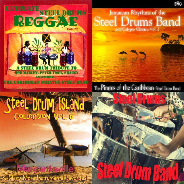 Caribbean Steel Drums on Spotify