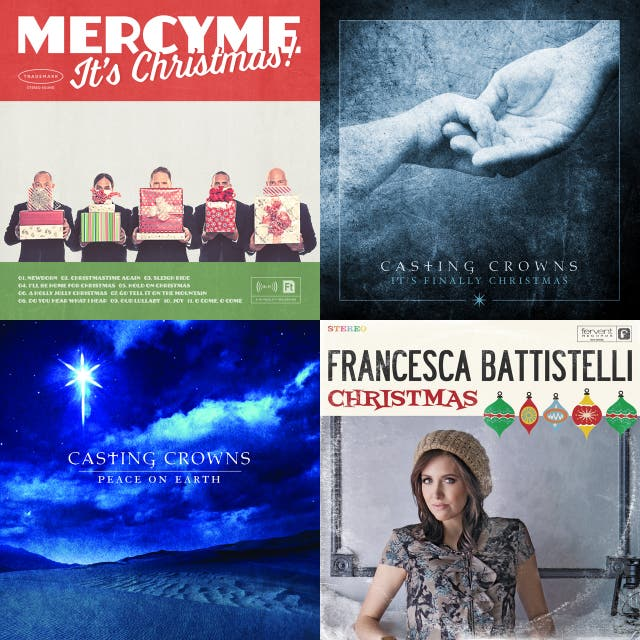 Casting Crowns Its Finally Christmas.December 2 2018 On Spotify