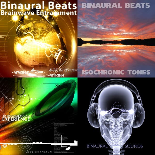Binaural Sounds and Mind pain relief  on Spotify