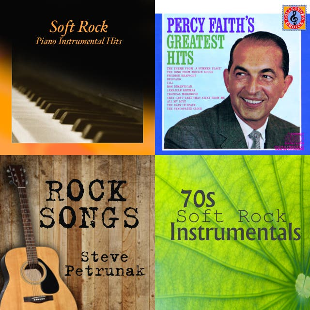 Relaxing Instrumental Players - Oldies Songs: 70s Soft Rock
