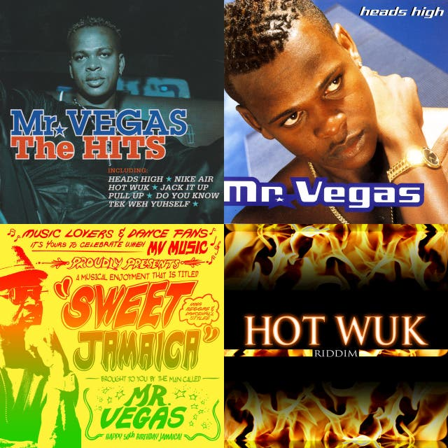 huge selection of 85b88 a6515 Mr. Vegas - Hot Wuk Riddim on Spotify