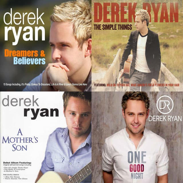Derek Ryan on Spotify
