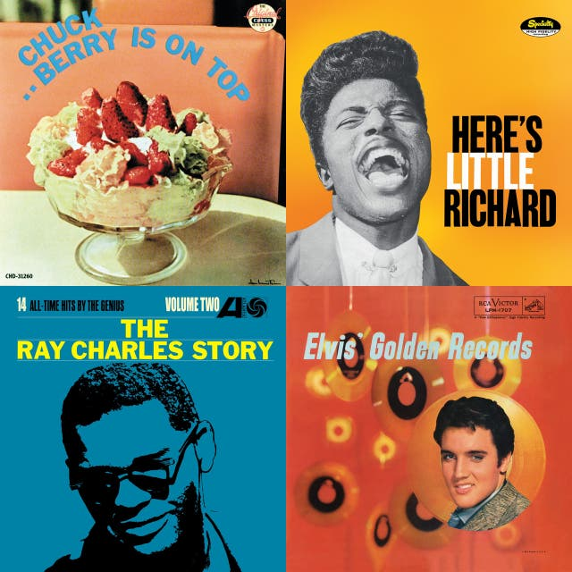 Acclaimed Music 1950s: Top 20 Songs on Spotify