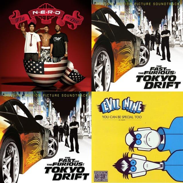 Tokyo Drift Soundtrack On Spotify