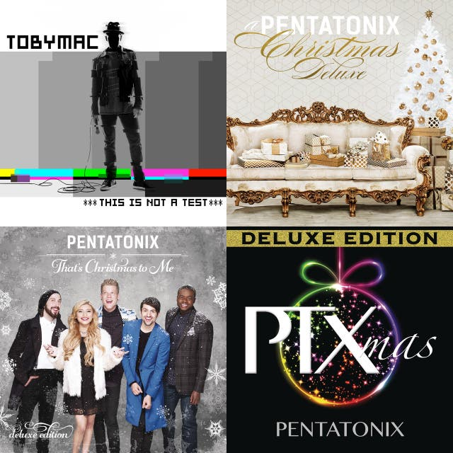 Pentatonix Christmas Deluxe.Ptx Christmas On Spotify