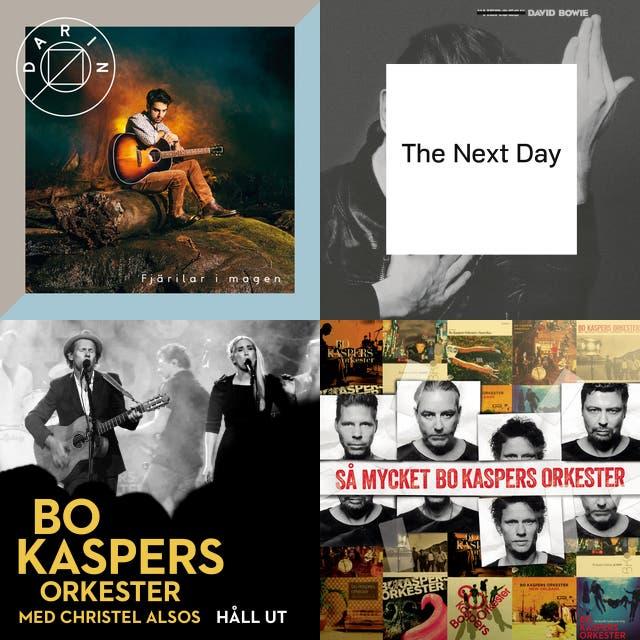 Bo kaspers slapper nytt album