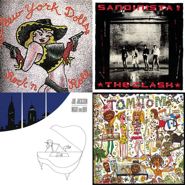Tom Stubbs (Style & Error) Half Marathon Playlist