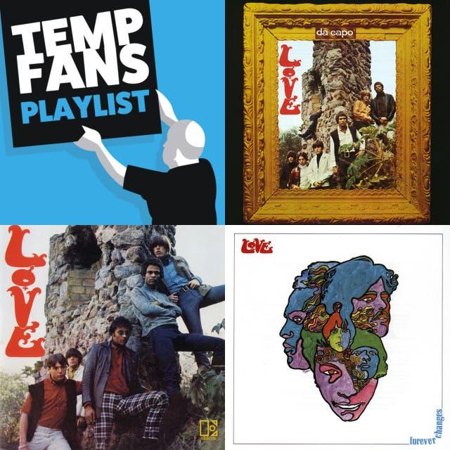 Temp Fans: Love 1966 - 1969