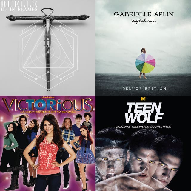 tv show songs on Spotify