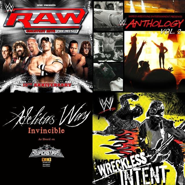 Wrestling: WWE on Spotify