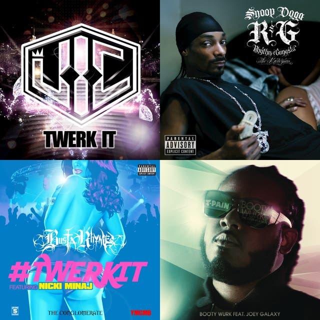 Twerk Songs on Spotify