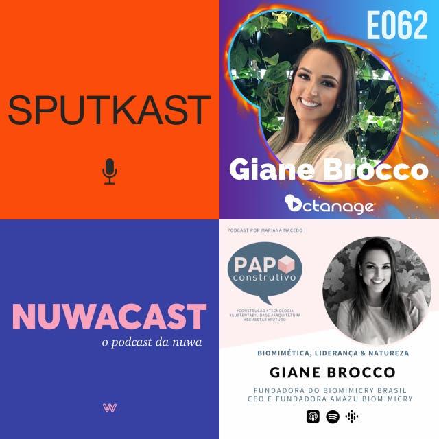 Podcasts com Giane