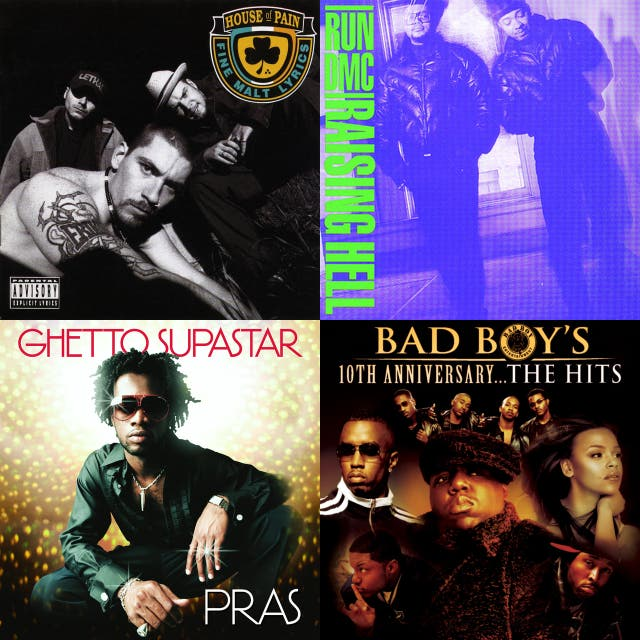 old school rap CLEAN on Spotify