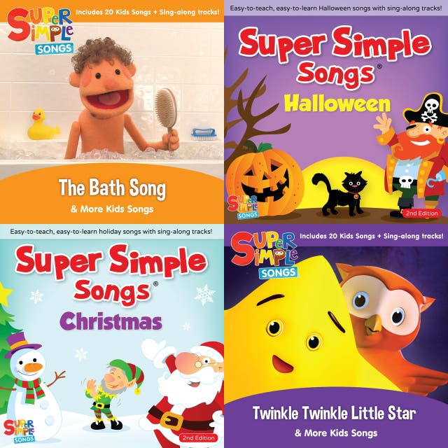 Super Simple Songs Halloween.Super Simple Learning Super Simple Songs On Spotify