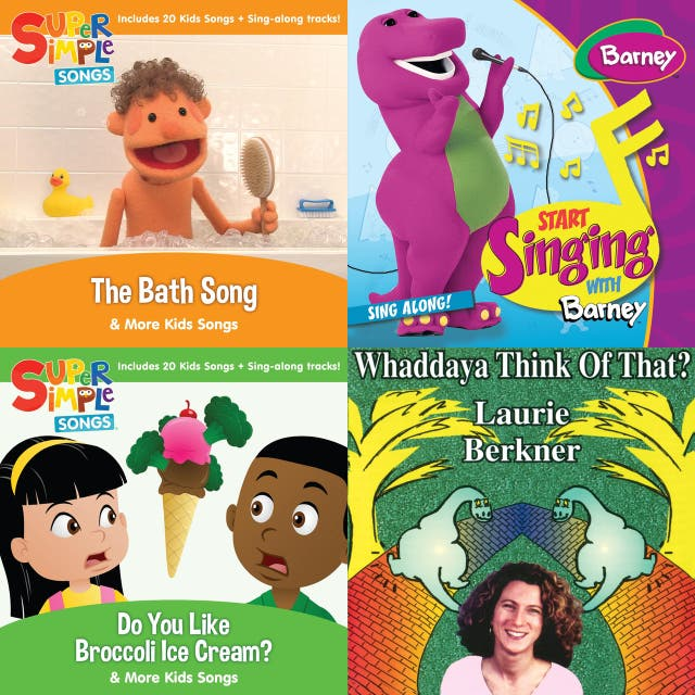 Toddler House Songs on Spotify