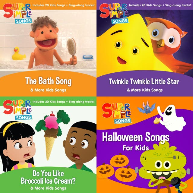 Super Simple Songs Halloween.Super Simple Learning Super Simple Songs 1 On Spotify