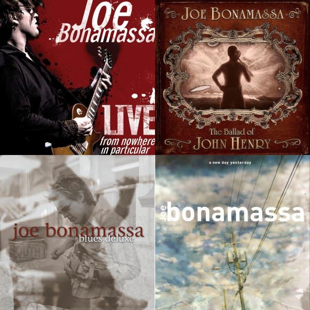 Joe Bonamassa Blues Deluxe Tab Book