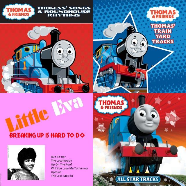 Thomas The Tank Engine On Spotify