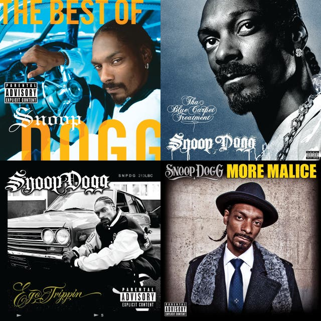 Snoop dogg chill on Spotify