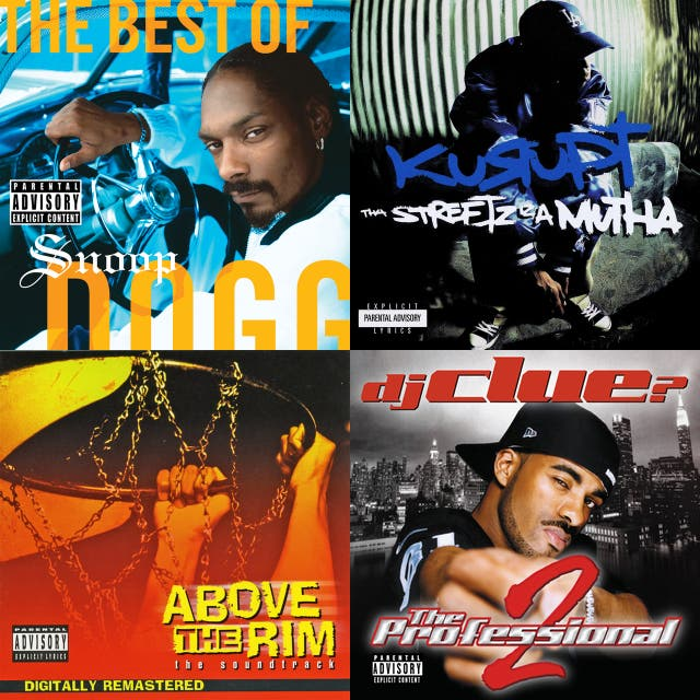 A Salute To Kurupt and Daz on Spotify