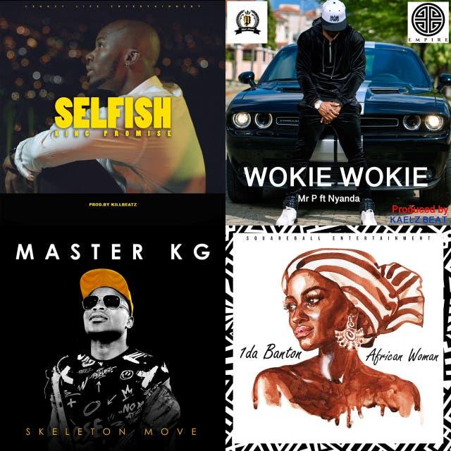 slow afrobeat on Spotify