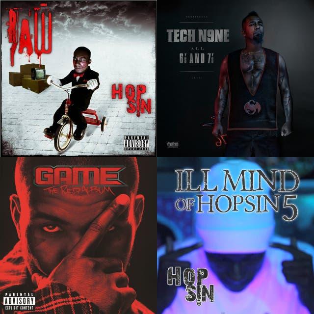 Am I a Psycho? (feat  B o B  and Hopsin) – Tech N9ne on Spotify