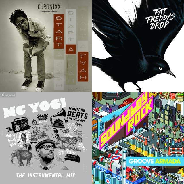 reggae yoga playlist on Spotify