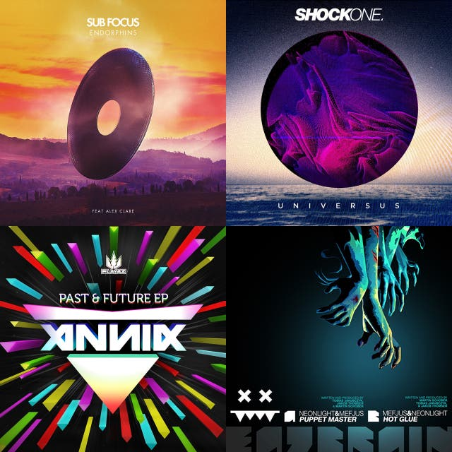 Sub focus top songs