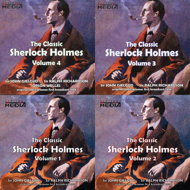 The Classic Sherlock Holmes on Spotify