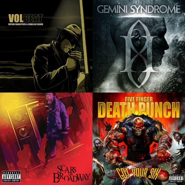 Octane Sirius XM New Hard Rock Playlist on Spotify
