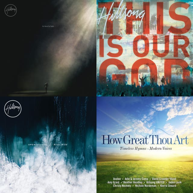 Hillsong Worship — What A Beautiful Name on Spotify