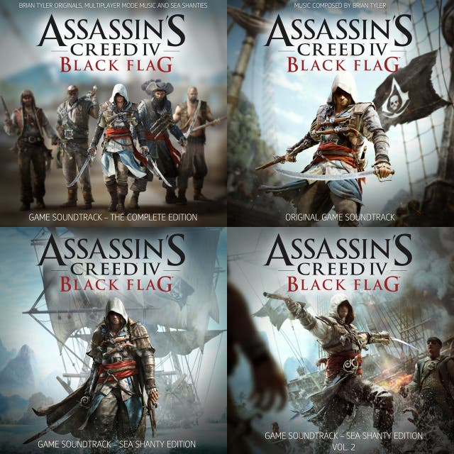 assassins creed black flag shanties list