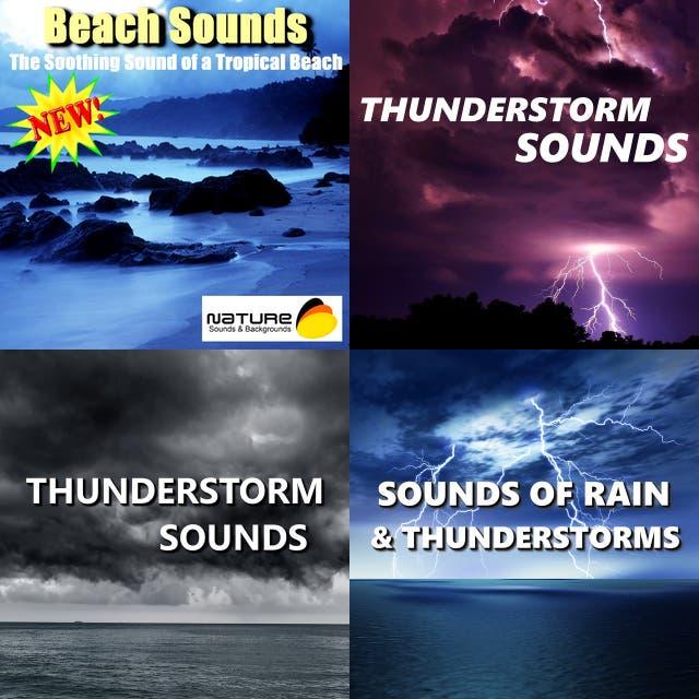 Rain, Thunder And Lightning Storm Sounds — Rain & Thunder