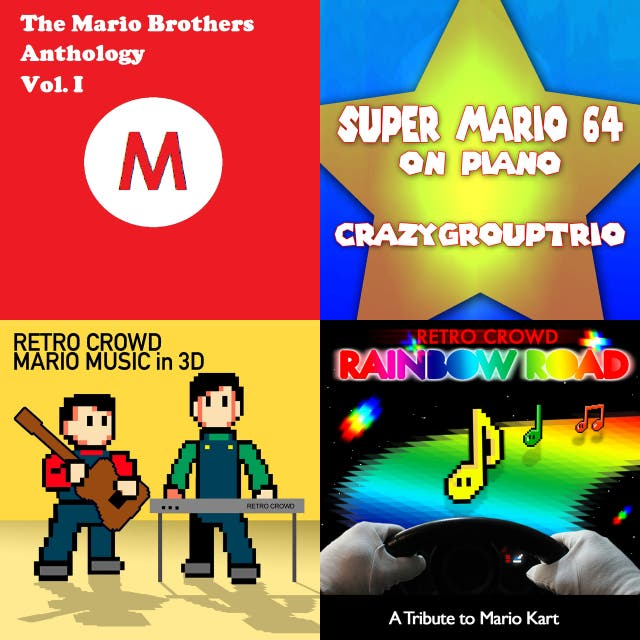 Mario 64 music piano