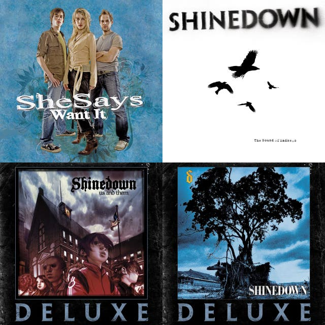 Shinedown Simple Man Single