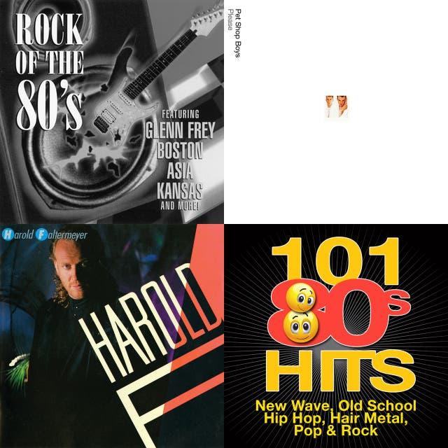 80s party mix - 110 bpm on Spotify
