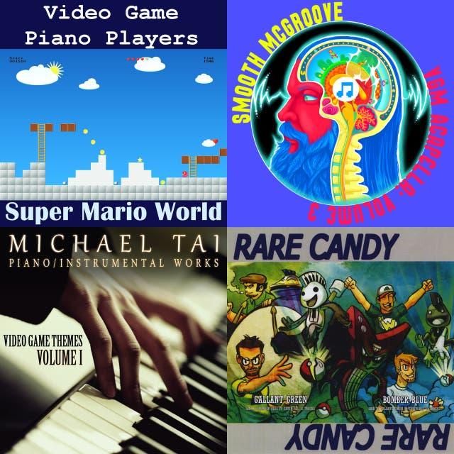 trilha sonora jogos on Spotify