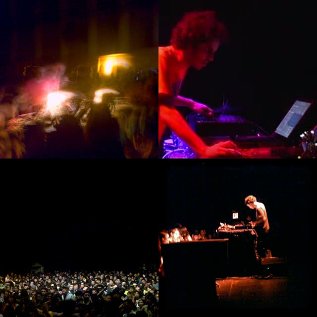 Four Tet Live Recordings on Spotify