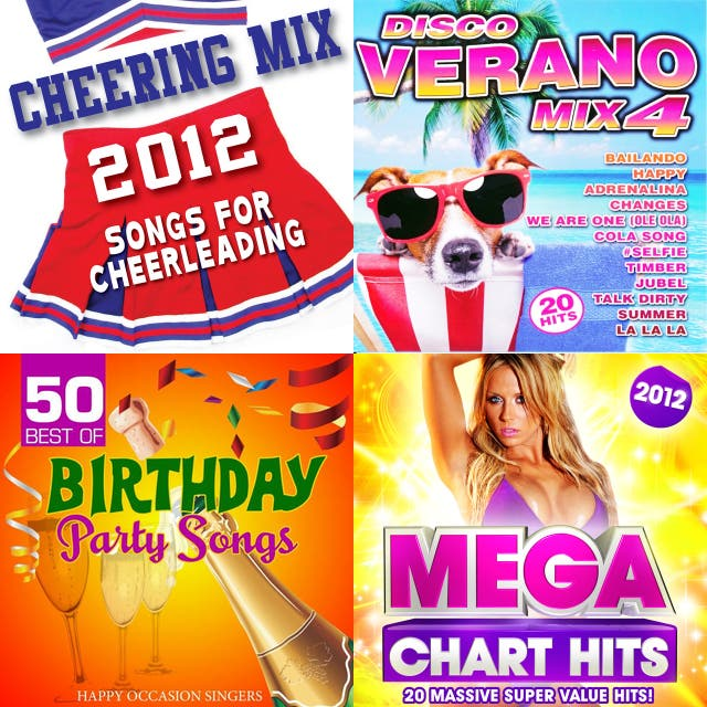 2012 party songs